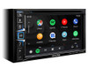 Alpine 6.5-Inch In-Dash CD/DVD Receiver with Navigation INE-W970