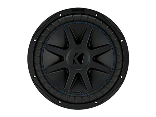 Kicker Comp VX 12 inch Car Audio Subwoofer Dual 2 Ohm Sub - 44CVX122
