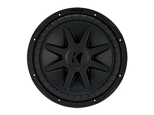 Kicker Comp VX 15 inch Car Audio Subwoofer Dual 4 Ohm Sub - 44CVX154