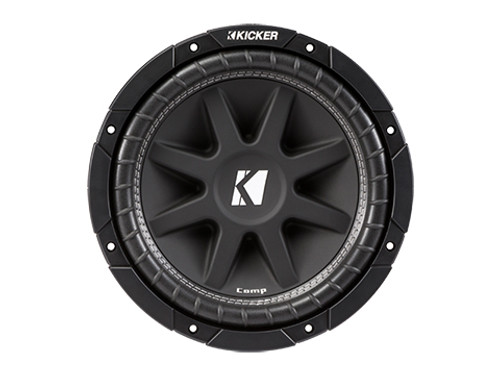 Kicker 12 Inch Comp 4 Ohm SVC Subwoofer - 43c124