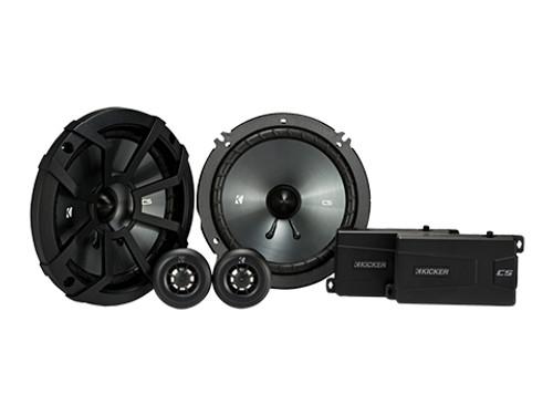 Kicker 6.5 CS Series Component Speaker System - 43CSS654