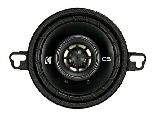Kicker 3.5 CS Series Coaxial Speakers - 43CSC354
