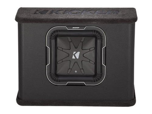 Kicker 10 L7 2 Ohm Loaded Enclosure - 41TL7102