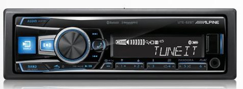 Alpine Advanced Bluetooth Mechless Digital Receiver - UTE-62BT