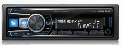 Alpine Advanced Bluetooth Mechless Digital Receiver - UTE-62BT