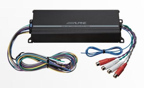 Alpine KTP-445U Universal Power Pack Amplifier