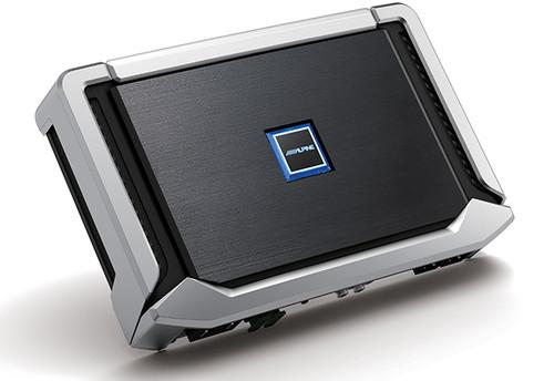 Alpine Mono Power Density Amplifier X-A90M