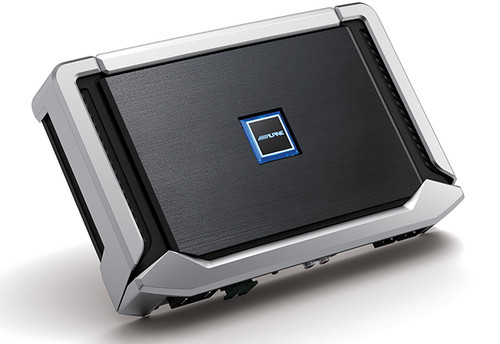Alpine 4/3/2 Channel Power Density Amplifier X-A70F