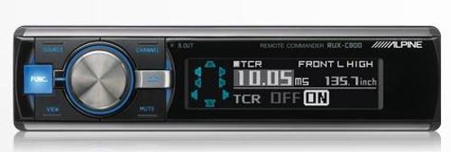 Alpine Controller Audio Processor RUX-C800