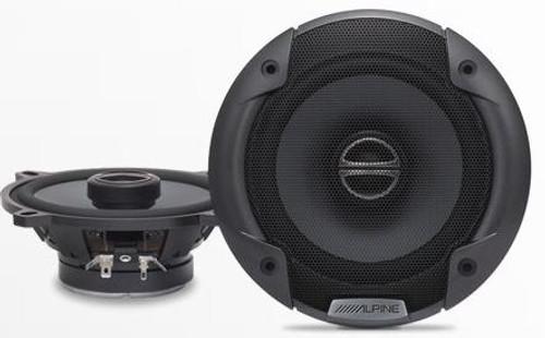 Alpine 5.25  Coaxial 2 Way Speaker Set - SPE-5000