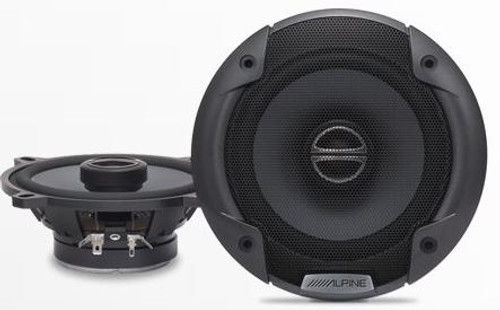 Alpine 5.25  Coaxial 2 Way Speaker Set - SPE-5000