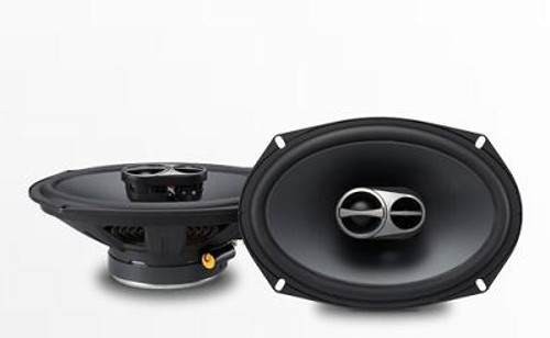 Alpine 6x9 Coaxial 3-Way Speaker Set - SPS-619