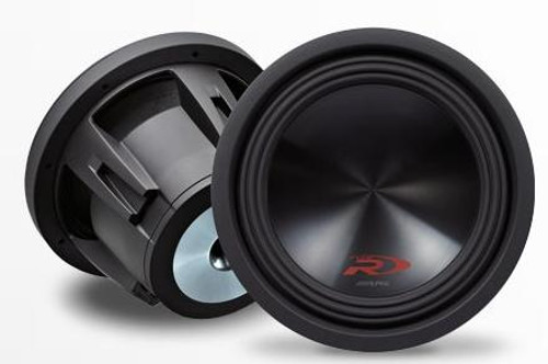 """Alpine Type-R 8"""" Subwoofer with Dual 4-ohm Voice Coils"""