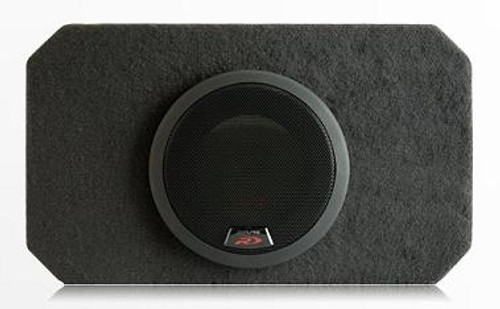 "Alpine Ported Enclosure with One 8"" Type-R Subwoofer"