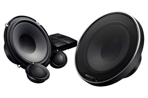 "Kenwood XR-1700P Excelon 6.5"" Component Speaker Package"