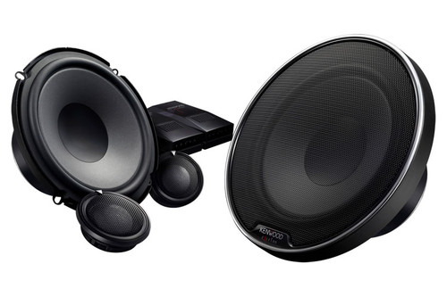"Kenwood XR-1700P Excelon 6.5"" Component Speaker Package"