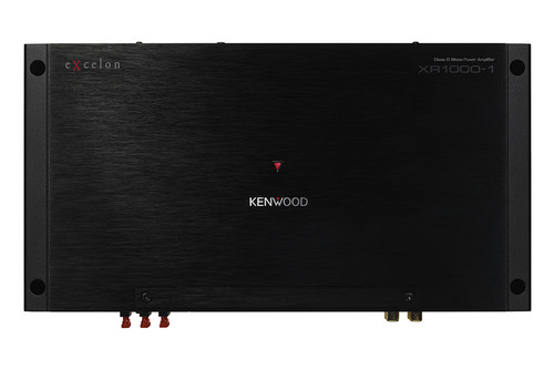 Kenwood Excelon Mono Digital Power Amplifier XR1000-1