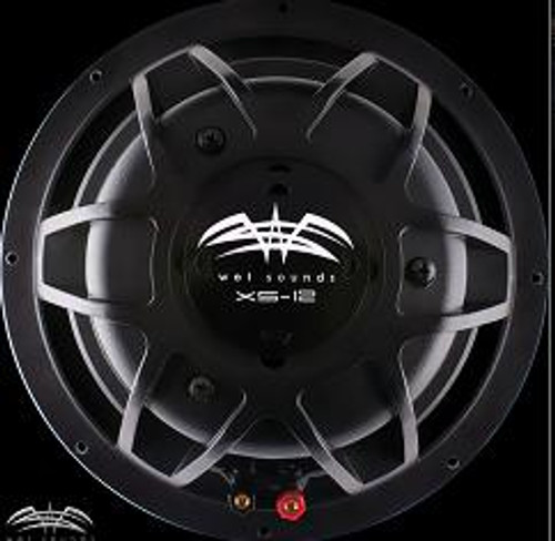 Wet Sounds 12 Inch High Power Subs Marine Subwoofers -  Speakers XS-12