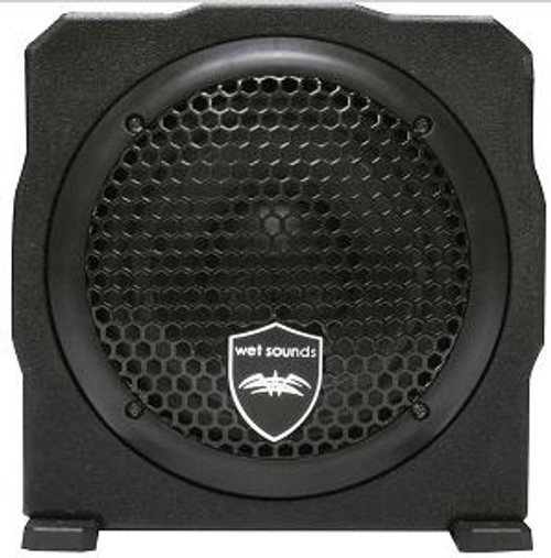 Wet Sounds 500 watts Stealth Series Subs Active Subwoofers Enclosure - Stealth AS-6