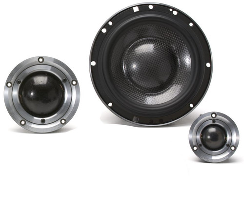 "Morel 38 Limited Edition 6.5"" 2-way Component Speaker System"