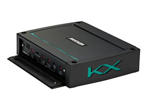 Kicker 400-Watt 4-Channel Marine Amplifier