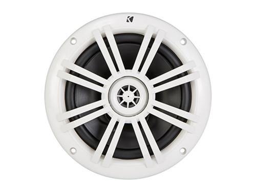 Kicker KM 6.5 inch 4 Ohm Coaxial Marine Audio Speaker