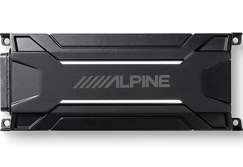 Alpine Head Unit Power Pack Amplifier KTA-30FW Weather Resistant