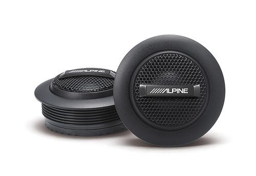 "Alpine 1"" Type-S Silk Dome Tweeter Set"