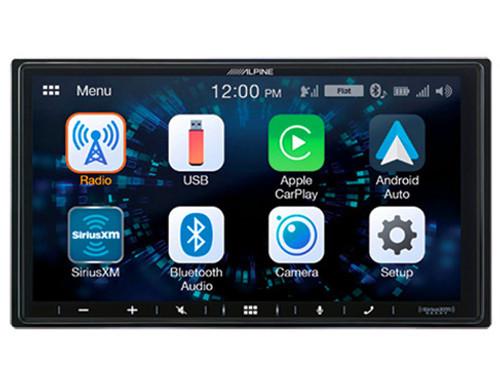 Alpine 7-Inch Audio/Video/Navigation Receiver ILX-W650
