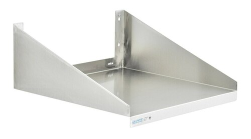Stainless Wall Shelving