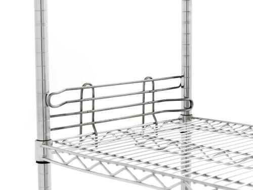 "Olympic JL18-4C Stackable Shelf Ledge, 18"""