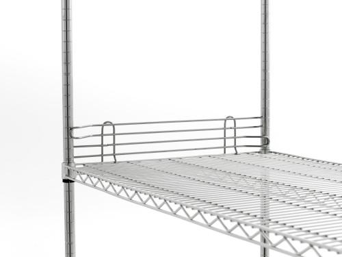 "Olympic JL24-4C Stackable Shelf Ledge, 24"""