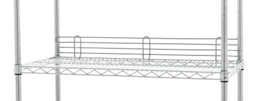 "Olympic JL36-4C Stackable Shelf Ledge, 36"""