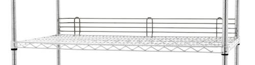 "Olympic JL42-4C Stackable Shelf Ledge, 42"""