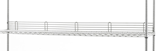"Olympic JL72-4C Stackable Shelf Ledge, 72"""