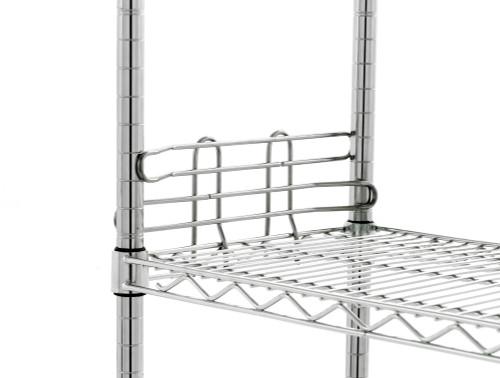 "Olympic JL14-4C Stackable Shelf Ledge, 14"""