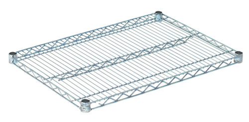 "Olympic J2130C Wire Shelf, Chromate, 21"" x 30"""