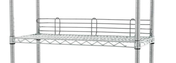 "Olympic JL30-4C Stackable Shelf Ledge, 30"""