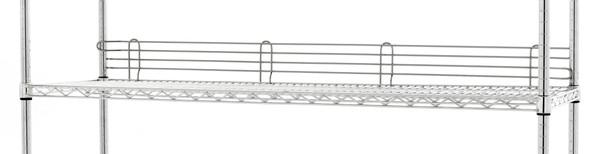 "Olympic JL54-4C Stackable Shelf Ledge, 54"""