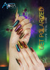 Aora Chrome Nails Pigment Kit