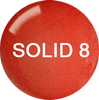 CHISEL 2IN1 ACRYLIC & DIPPING 2OZ - SOLID COLLECTION -#SOLID8