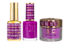 DND DC 3IN1 MATCHING(GEL+LACQUER+DIP) - #DC020- Rebecca Purple