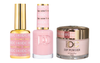 DND DC 3IN1 MATCHING(GEL+LACQUER+DIP) - #DC143- Banana Crepe