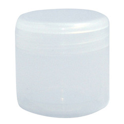 Doulble Walled Jar  1.7 oz