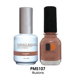 Perfect Match - PMS107 Illusions .5oz