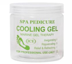 16oz Printed PET Jar with Lid | ICE COOLING GEL