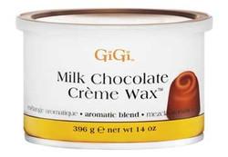 GiGi Milk Chocolate Creme Wax - 14oz