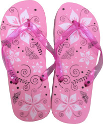 Pedicure Slipper Sandal - 1 Pair (Pink)