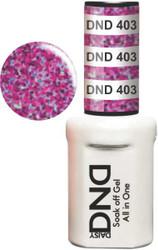 #403 - DND - Fuchsia Star