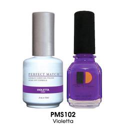Perfect Match - PMS102 Violetta 2/Pack